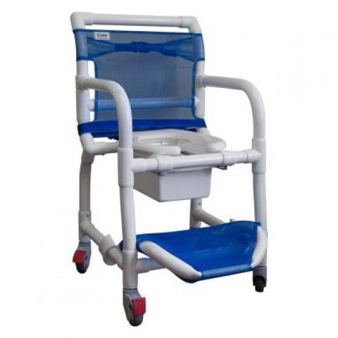 Imagem de Cadeira Carcilife Higiênica com Braços Escamoteáveis