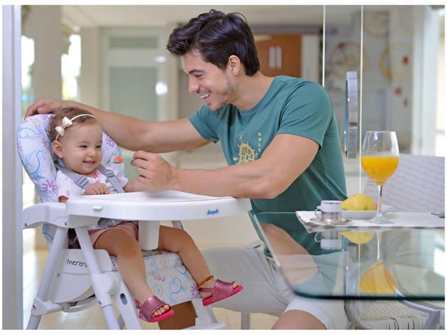 Imagem de Cadeira de Alimentação Alta Burigotto Merenda