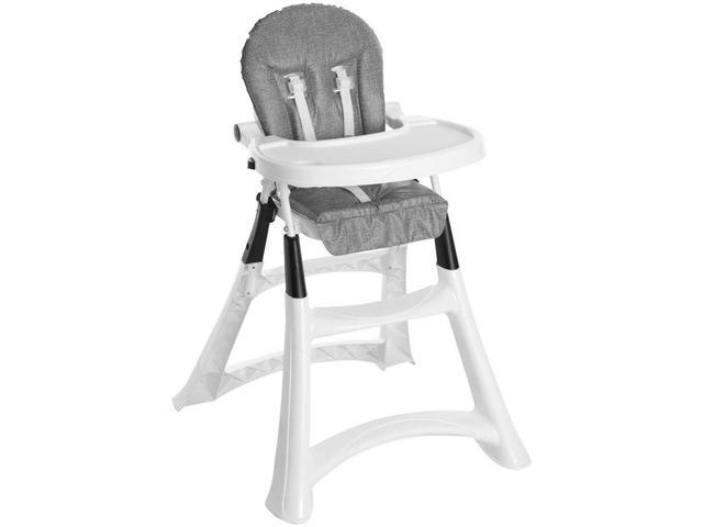 Imagem de Cadeira de Alimentação Alta Portátil Galzerano - Premium 0 a 15kg