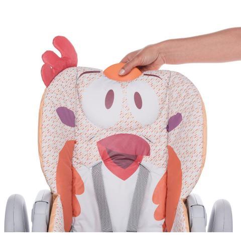 Imagem de Cadeira De Alimentação Polly 2 em 1 Start Fancy Chicken 0 a 15kg - Chicco