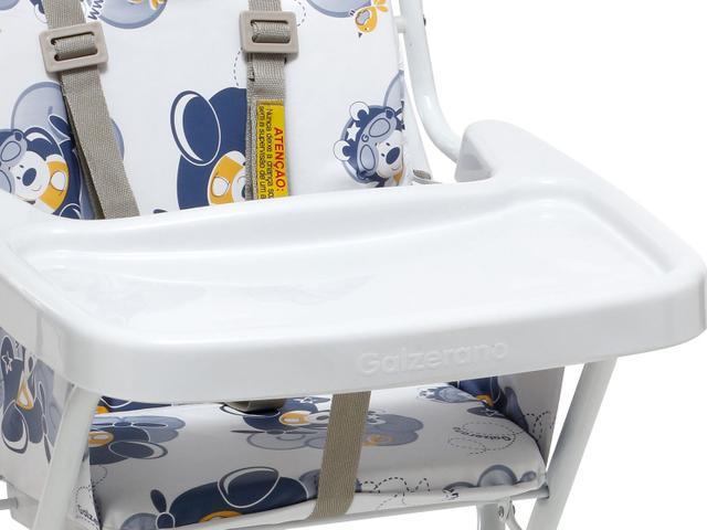 Imagem de Cadeira de Alimentação Portátil Galzerano