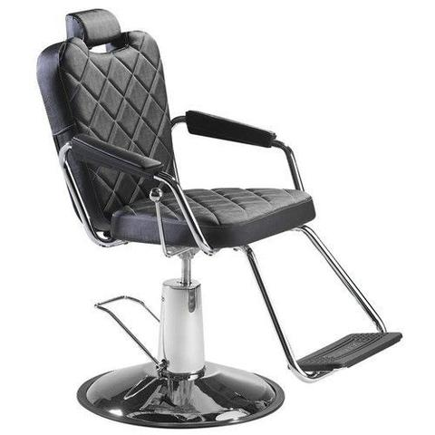 Imagem de Cadeira de barbeiro texas dompel  ref 1750
