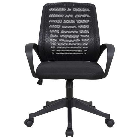 Imagem de Cadeira de Escritório Giratória Reclinável com Encosto Telado SP-7220N P