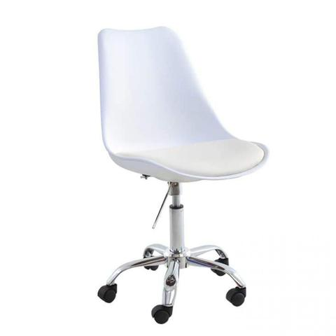 Imagem de Cadeira de Escritório Luísa Office Rivatti Branco