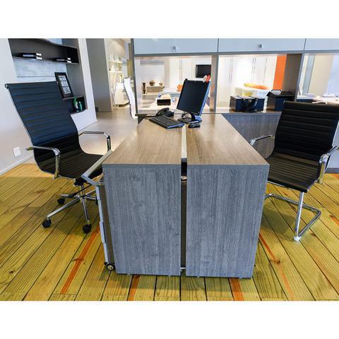 Imagem de Cadeira de Escritório Office Sevilha Alta Rivatti Preto