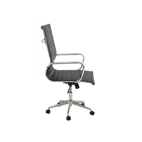 Imagem de Cadeira de Escritório Office Sevilha Baixa Rivatti Preto
