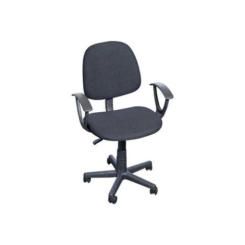 Imagem de Cadeira de Escritório Operacional 84x40cm Preta