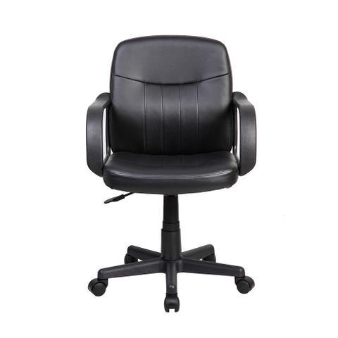 Imagem de Cadeira de Escritório Secretária Clean Preta