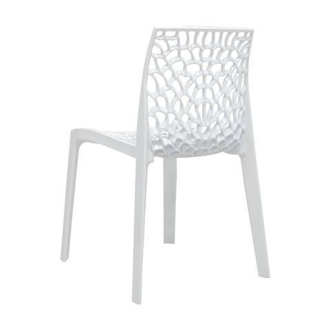 Imagem de Cadeira de Jantar Gruvyer Branco