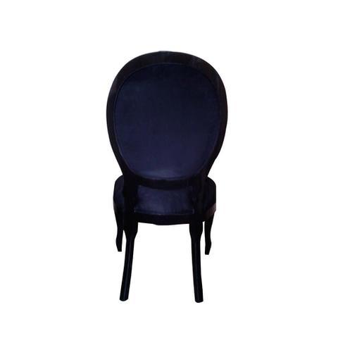 Imagem de Cadeira de Jantar Medalhão Lisa Sem Braço -Wood Prime 253598