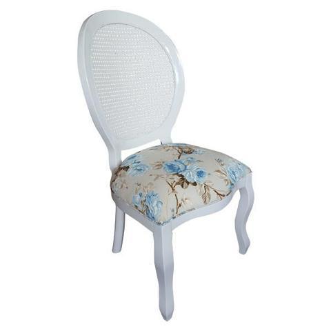 Imagem de Cadeira de Jantar Medalhão Lisa Sem Braço - Wood Prime 899570