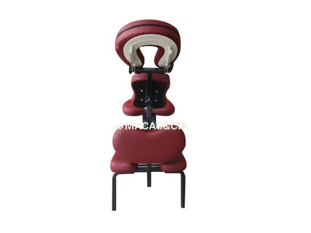 Imagem de Cadeira De Massagem Portátil Quick Massage Shiatsu