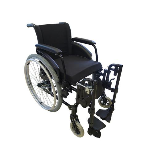 Imagem de Cadeira de Rodas K2 Alumínio Pés Eleváveis Ortobras