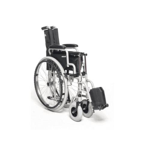 Imagem de Cadeira de Rodas Manual Dobrável em Aço modelo Centro S1 - Ottobock
