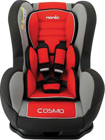 Imagem de Cadeira de Seguranca P/ Carro Cosmos Carmin 0 a 25KG VM/CZ Nania