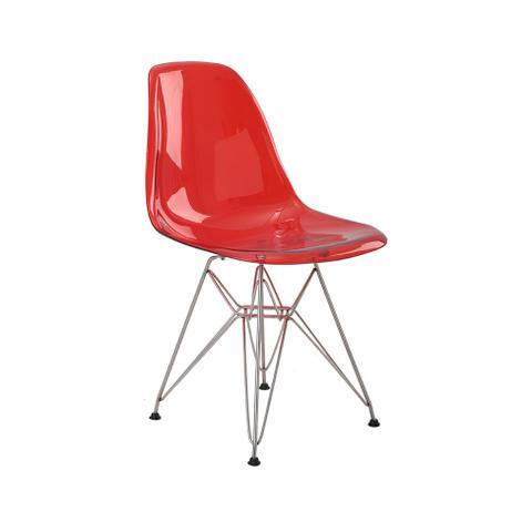 Imagem de Cadeira Eiffel Vermelha