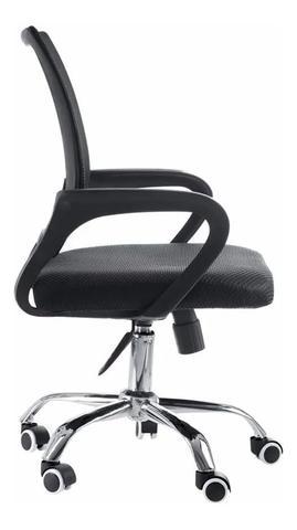 Imagem de Cadeira escritório diretor preta - 01620