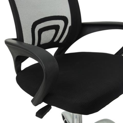 Imagem de Cadeira Escritório Executiva Trevalla TL-CDE-26-1 Preta