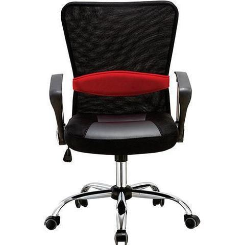 Imagem de Cadeira Executiva Pelegrin PEL-502 Giratória com Regulagem de Altura a Gás Preto