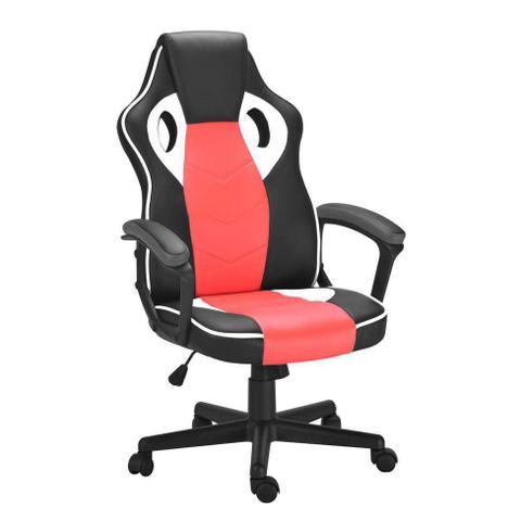 Imagem de Cadeira Gamer Penta Kill Preta e Vermelha