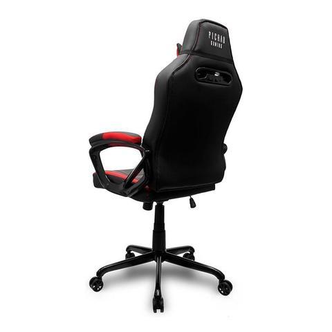 Imagem de Cadeira Gamer Pichau Gaming Mooke Vermelho