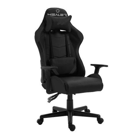 Imagem de Cadeira gamer reclinável Quest Healer preto