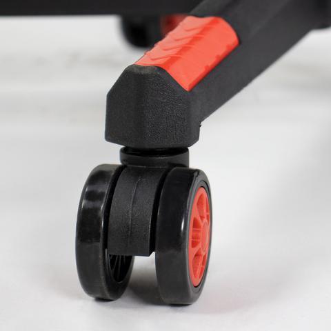 Imagem de Cadeira gamer reclinável Strike Healer TM Vermelho/Preto