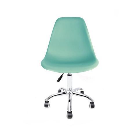 Imagem de Cadeira Giratória Eames Verde Tiffany