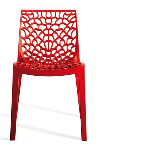 Imagem de Cadeira gruvyer  vermelha