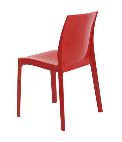 Imagem de Cadeira Ice Vermelha