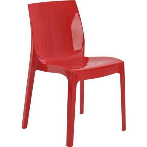 Imagem de Cadeira Ice Vermelha Rivatti