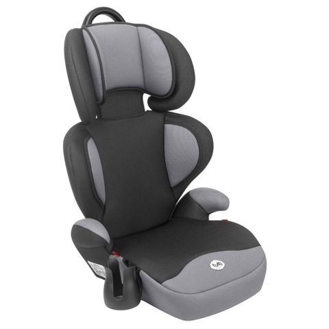 Imagem de Cadeira Infantil Para Carro Triton Preto Cinza 15-36 Kg - Tutti Baby