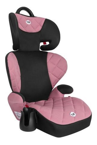 Imagem de Cadeira Infantil para Carro Triton Rosa 15-36 kg - Tutti Baby
