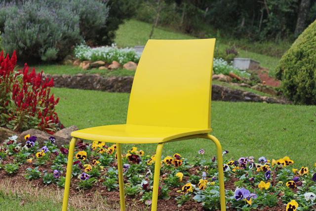 Imagem de Cadeira Loft vermelha