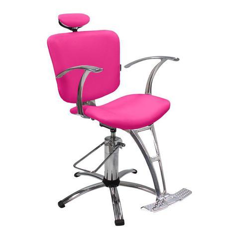 Imagem de Cadeira Lúmia Fixa Dompel Rosa