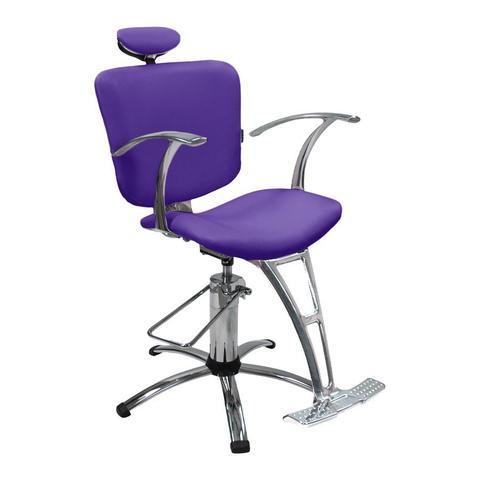 Imagem de Cadeira Lúmia Fixa Dompel Roxo