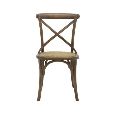 Imagem de Cadeira Madeira Maciça Katrina Rivatti Marrom