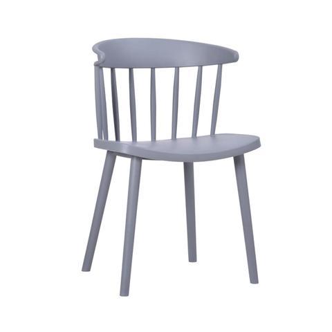 Imagem de Cadeira Maísa Rivatti Móveis Cinza