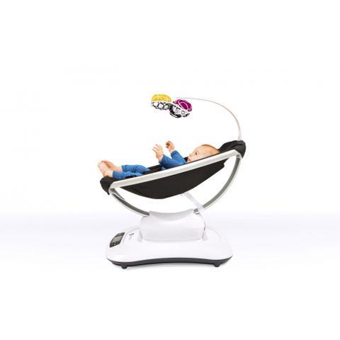 Imagem de Cadeira MamaRoo 4.0 Classic Black - 4Moms