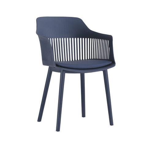 Imagem de Cadeira Marcela Rivatti Móveis Azul Marinho