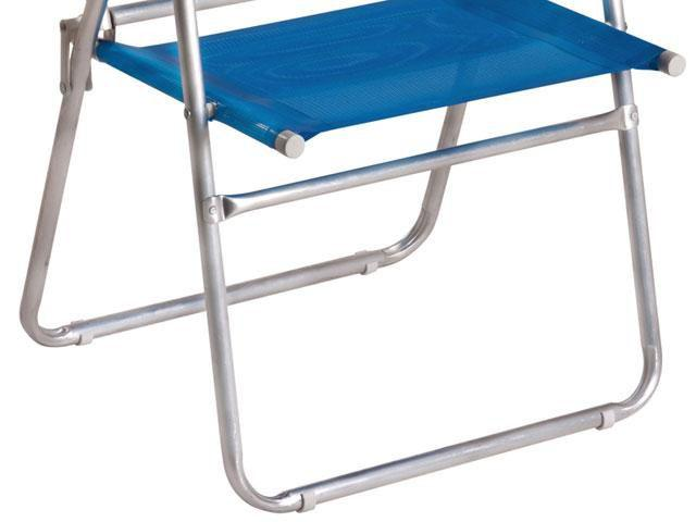 Imagem de Cadeira Master Plus Alumínio