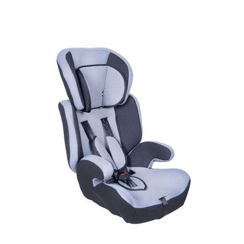 Imagem de Cadeira Para Auto Brisa Preto e Cinza 9 a 36 kg - Styll Baby