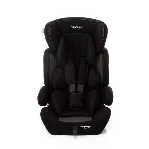 Imagem de Cadeira para Auto - De 9 a 36 Kg - Alfa - Preto - Voyage
