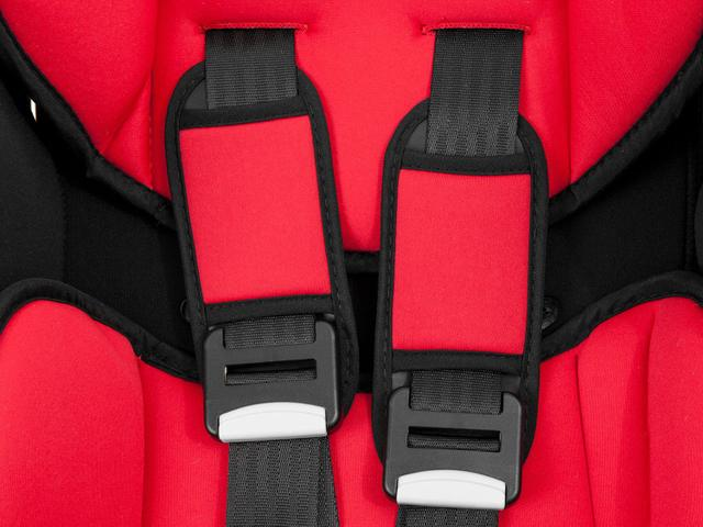 Imagem de Cadeira para Auto Go Safe Leone Rosso