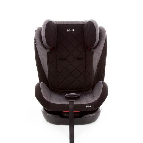 Imagem de Cadeira para Auto Infanti Vita (0 a 36kg) - Grey Fuzz