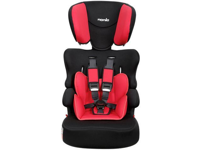 Imagem de Cadeira para Auto Nania Kalle Accès Rouge