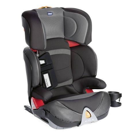 Imagem de Cadeira para Auto Oasys 2-3 FixPlus EVO Gray (Cinza) - Chicco