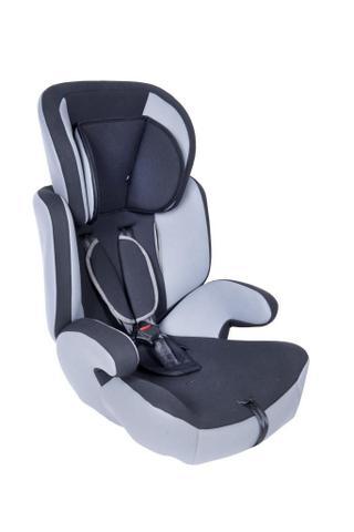 Imagem de Cadeira para Auto Oxy Baby de 9 a 36 kg Grafite e Preto - Styll Baby