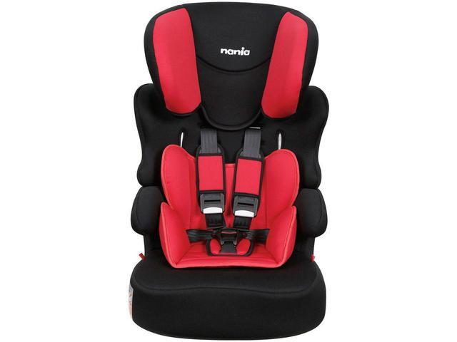 Imagem de Cadeira para Auto Team Tex Nania Kalle Accès Rouge - para Crianças de 9 até 36kg