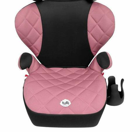Imagem de Cadeira para Auto Triton Rosa de 15 a 36 Kg Tutti Baby